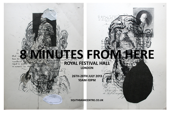 8 minutes from here southbank centre royal festival hall london deptford Paul Coombs Artist Deptford New Cross Gate London